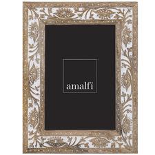 "Aura 8 x 10"" Mango Wood Picture Frame"