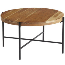Esau Wooden Coffee Table