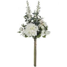 90cm Mixed Faux Garden Bouquets (Set of 2)