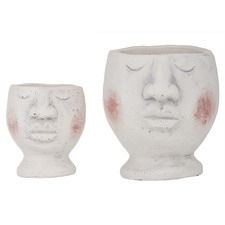 2 Piece Gilbert & Albert Planter Pot Set