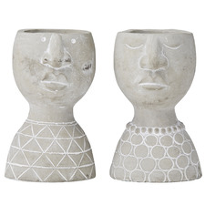 2 Piece Gabbie & Gabriel Planter Set