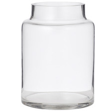Pail Glass Vase