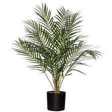 Potted Faux Phoenix Palm Tree
