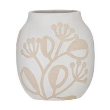Emersyn Ceramic Rimmed Vase