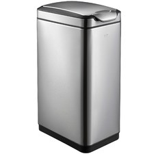 Touchpro Stainless Steel Rubbish Bin