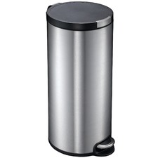 Artistic Stainless Steel Step Can
