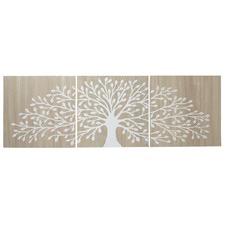 Set of 3 Tree Of Life Wall Art Decor (Set of 2)