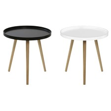 Kyle Round Side Table 2 Assorted (Set of 2)