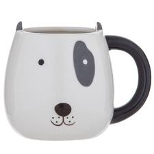 Spotty Dog 450ml Dolomite Mug