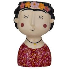 19cm Frida Dolomite Vessel