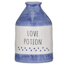 Love Potion Porcelain Vase