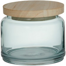 500ml Aquitaine Glass Canisters (Set of 4)