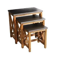 Set of 3 Brooklyn Side Tables