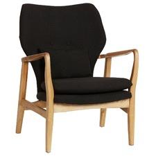 Black Emmerson Armchair