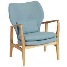 Ice Blue Emmerson Armchair
