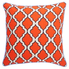 Bermuda Orange Lantern Cushion