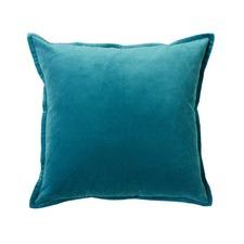 Festival Velvet Teal Cushion