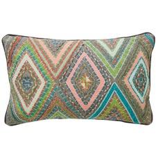 Folk Cotton Cushion
