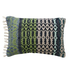 Hopi Cotton & Wool Cushion