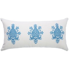Morris Pineapple Cotton Cushion