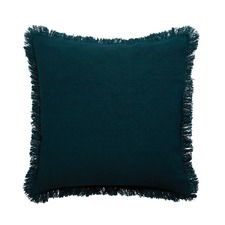 Marais Fringe Cotton Cushion