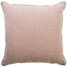 Flora Peony Cotton Cushion