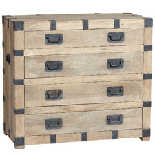 Mayfair Wooden Chest of Drawers
