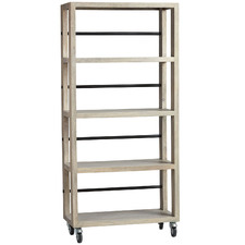 Mayfair Mango Wood Shelving Unit