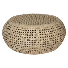 Palm Springs Rattan & Bamboo Coffee Table