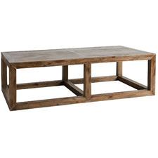 Grove Oak Wood Coffee Table