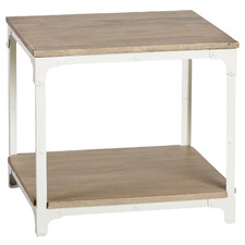 Scout Mango Wood Side Table