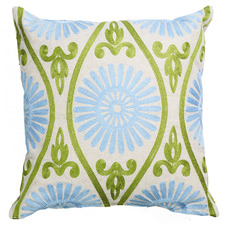 Multi-Coloured Palisades Temperley Cushion