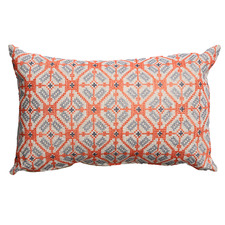 Tangerine Palisades Illume Cushion