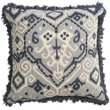 Grey Loom Turin Cotton Cushion