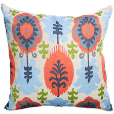 Multi-Coloured Palisades Adelphi Cushion