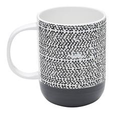 Black Raww Mug (Set of 6)