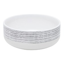 White Raww Bowl (Set of 6)