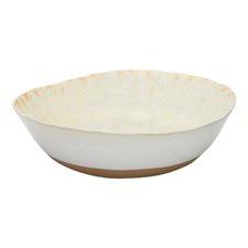 Salt & Pepper White Nomad Bowl