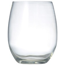 Borello Stemless Wine Glasses (Set of 12)