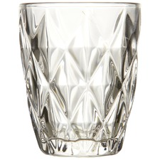 Clear Camden Glass Tumblers (Set of 4)