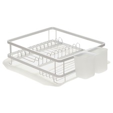 Silver Sublime Dish Rack & Tray