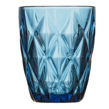 Embossed Indigo Camden Tumblers (Set of 4)