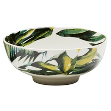 15.5cm Collective Jungle Stoneware Bowl (Set of 6)