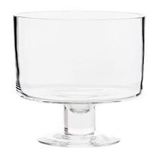 Salut Glass Trifle Bowl