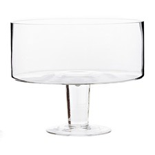 Medium Salut Glass Trifle Bowl