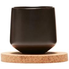 90ml Navian Espresso Cup & Coaster Set (Set of 6)