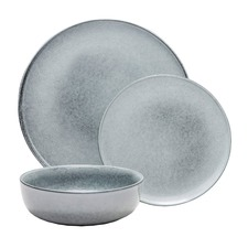 12 Piece Relic Stoneware Dinner Set