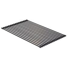 Black Sublime Roll Up Dish Mat
