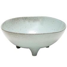 Artefact Ceramic Footed Bowl