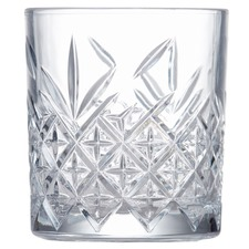 Winston Double Old Fashioned Glasses (Set of 4)